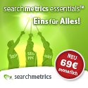Searchmetrics Essentials Musketeer