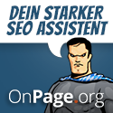 Onpage.org Seo-Tool
