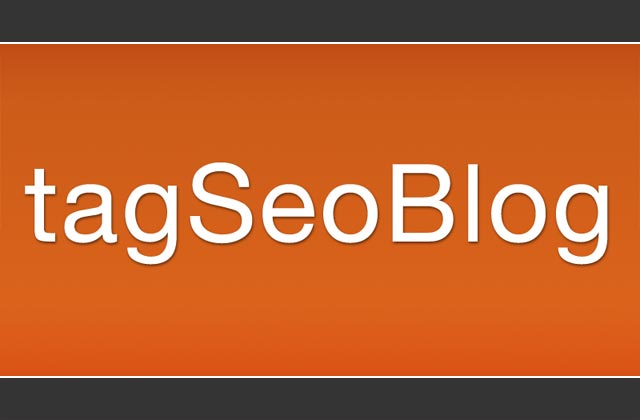 tagSeoBlog - Seo Blog und Google Bildersuche