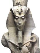 Pharao Echnaton