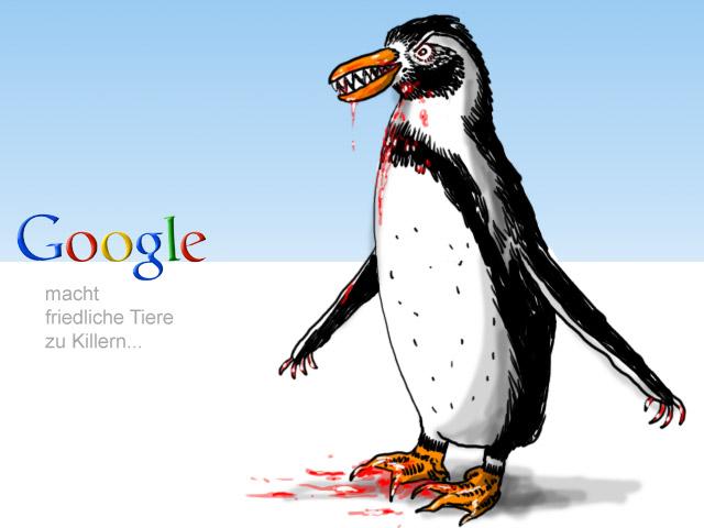 Der Google-Pinguin - Täter oder Opfer?