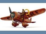 Amelia-Earhart Doodle