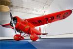 Die Lockheed Vega von Amelia Earheart (Klick zum Vergrößern)