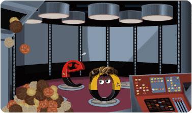 Raumschiff Enterprise Doodle