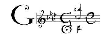 Robert Schumann Doodle