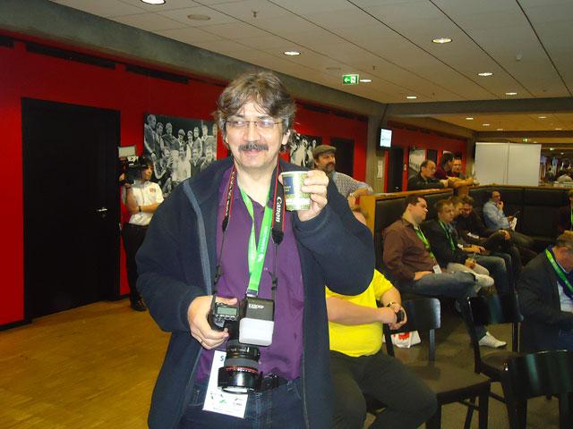 Gerald Steffens - der Seo-Chronist