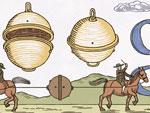 Otto von Guericke Doodle