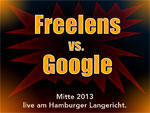 Freelens vs. Google