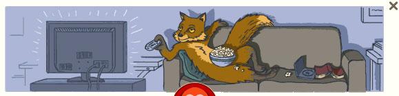 Der schlaue einsame Fuchs :-)