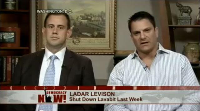 Ladar Levison Interview