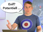 Matt Cutts über Exif
