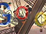 Eiffelturm Doodle