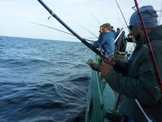Die Backbord-Angler