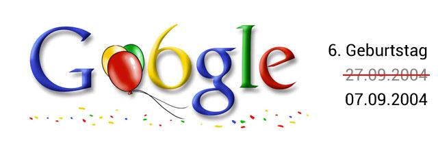 Google Geburtstag Doodle 06