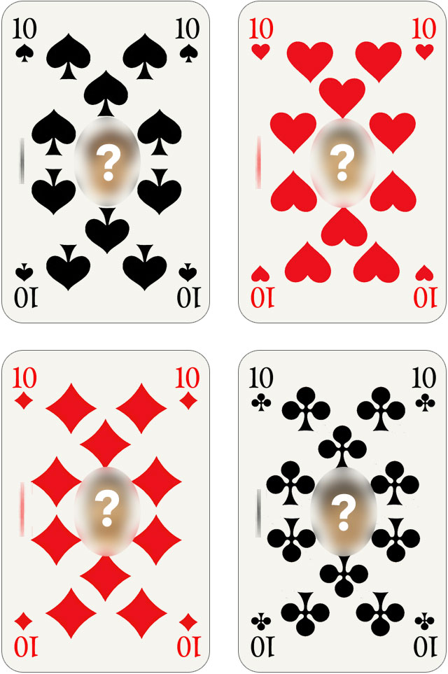 Seo-Kartenspiel: Wer ist auf den Zehnen???