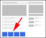 Google Adsense: Neuer Banner mit Contentempfehlungen