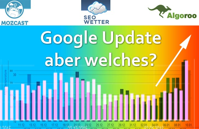 Google Update am 9. Januar 2016