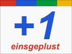 Google einsplus-Button