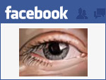 Facebook ... is watching you