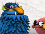 Jim Henson Muppets Doodle