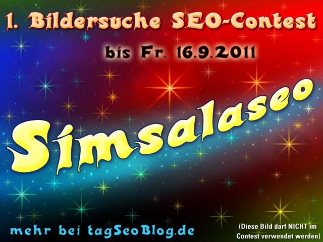 Simsalaseo Bild (Seo-Contest)