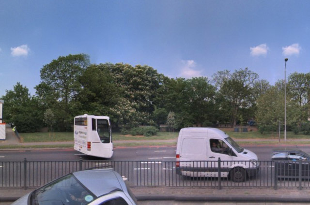 Bing Streetside London - kreative Autodesigner sind begeistert