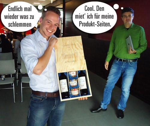 Frank mit Schlemmerkiste, Jens hat Idee!
