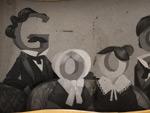 Louis Daguerre doodle