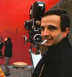 Francois Truffaut hinter der Kamera