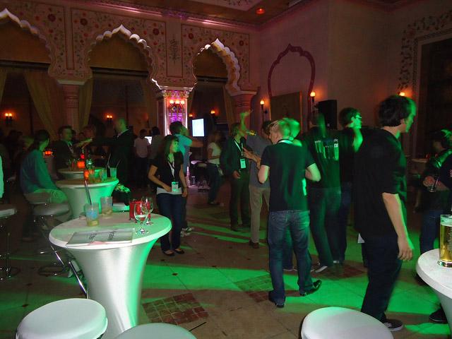 Pubcon Party: Abtanzen