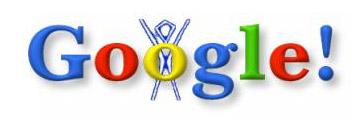 Erstes Google Doodle