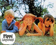 Pippi Langstrumpf Filmcover