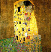 Der Kuss (1908) von Gustav Klimt