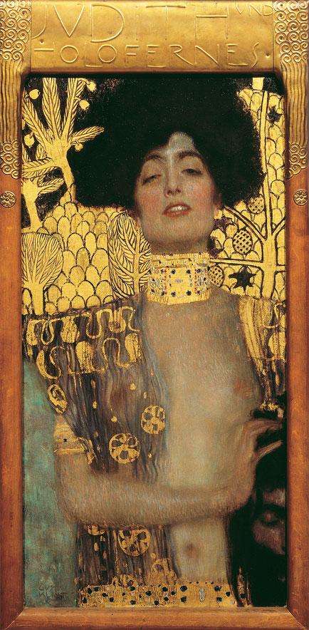 """Gustav Klimt """"Judith"""" (1901)"""