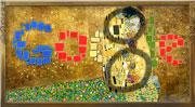 """Klimt Doodle: erotische """"g"""""""