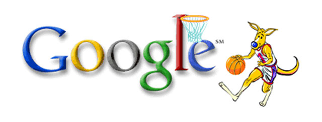 Basketball Doodle 2000 (Olympische Spiele Sydney)