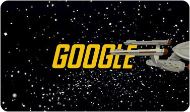 Star Treck original series Doodle