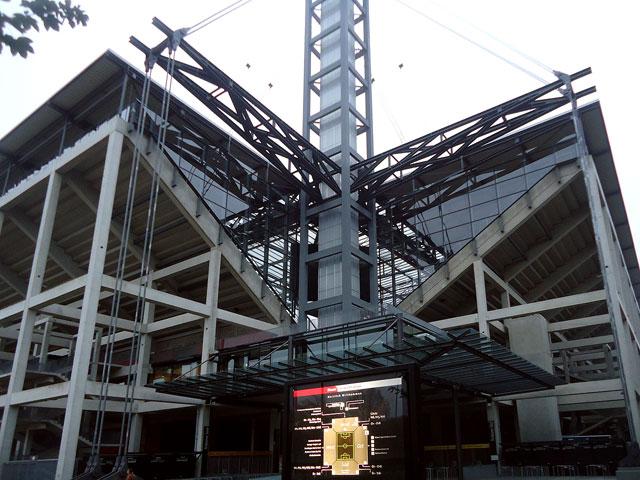 Kölnarena - Stadion
