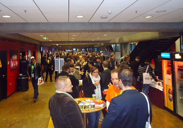 SeoDay Konferenz in Köln - 650 Leute im Flur ...