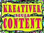 Kreativer Content ...