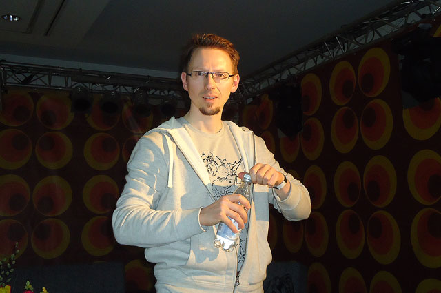 Marcus Tober von Searchmetrics