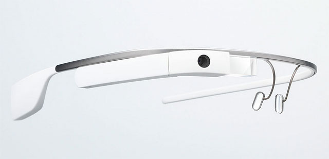 Google Brille Design