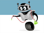 tinEye robot