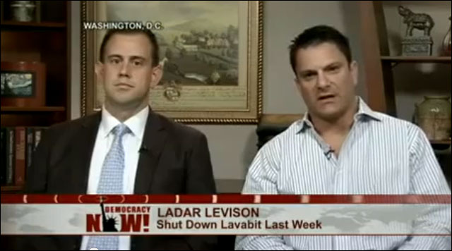 Ladar Levison Interview