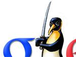 Inoffizielles Penguin-Doodle