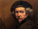 Rembrandt van Rijn Doodle