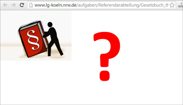 LG Köln - Pixelio-Bild ohne Urheberrechtsvermerk