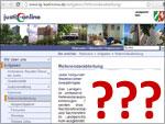 LG Köln Website