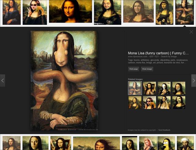 Google Bildersuche -