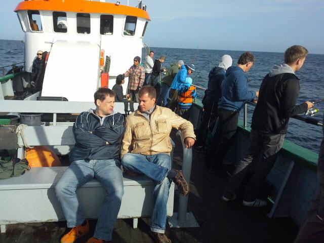 Niels und Uwe im Experten-Modus...